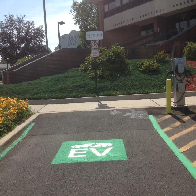 EV Charging Station CT
