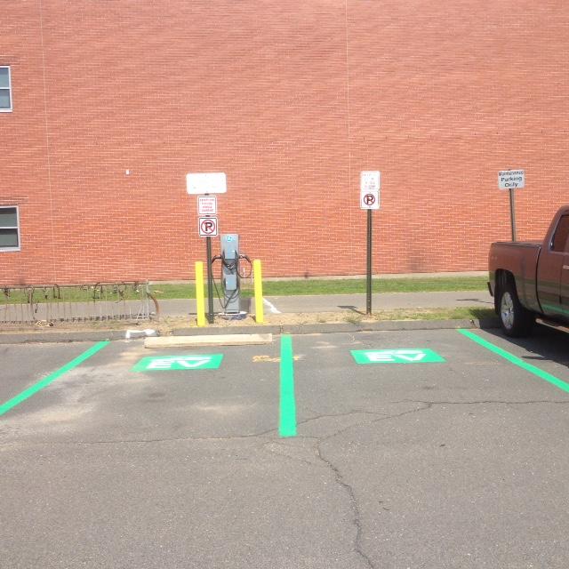 EV Charging Station Install CT