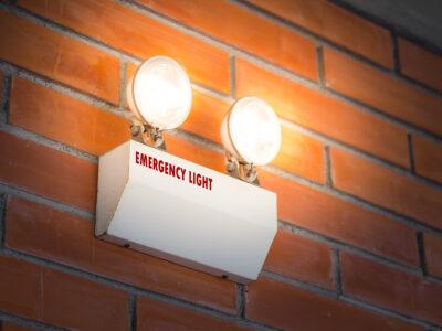 emergency lighting CT