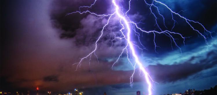 Lightning Storm: Electrical Tips